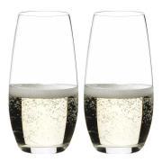 Riedel - O Wine Champagneglas 2-pack
